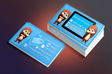 Розробка бізнес картки на конкурс