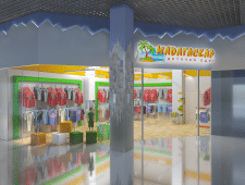 """Магазин детской одежды """"Мадагаскар"""""""