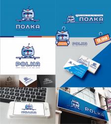 интернет-магазин Polka (Полка)
