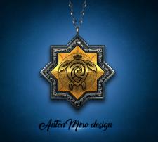 Загадочный медальон