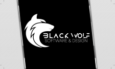 Logo • Black Wolf