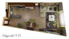 Кухня_вітальня