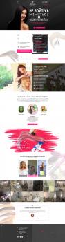 Landing page JuliaDurova