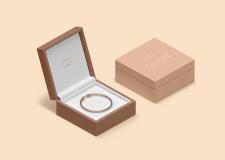 Дизайн упаковки для ювелирного бренда