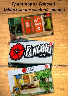 Траттория Fanconi. Входная-группа