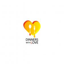 Логотипа для службы доставки еды