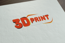 Логотип 3D Print
