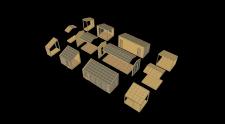 разработка технологии модульного домостроения