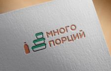 Логотип для сервиса доставки еды
