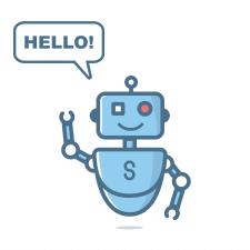 Robot_hello