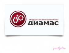 Логотип Диамас