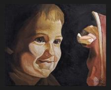 Мальчик с куклой