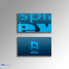 Дизайн визиток компании Display next
