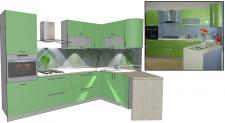 кухня 06 (программа: PRO100)