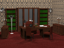 "3D визуализация для сайта ""Шейлок"""
