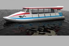 Катер Rib-boat
