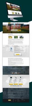 Дизайн главной сстраницы сайта