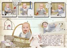 Страницы из фото книги