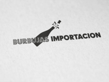 Лого BURBUJAS IMPORTACION