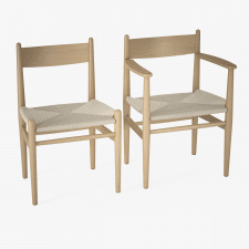Hans J. Wagner - CH36 & CH37 Chairs