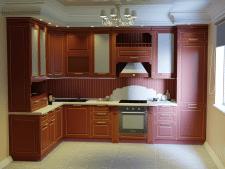 Кухня Г-подібна