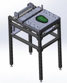 Вакуумный упаковочный стол