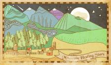 Mountain Healing Stars
