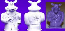 Моделирование фигурки