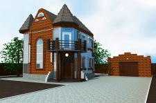 3д визуализация здания-4
