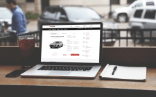 Разработка сайта - Аренда авто в Киеве