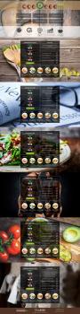 Сайт по доставке здоровой еды