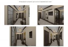 Современный дизайн квартиры для молодой семьи