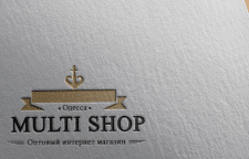 Разработка логотипа для интернет магазина