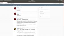 Блог (Сайт)