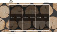 Сайт для австрийской деревообрабатывающей компании