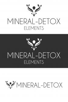 Логотип Mineral-Detox Elements