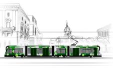 Трамвай-SIEMENS-COMBINO