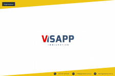 Лого VISAPP