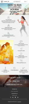 Верстка email-шаблона по PSD-макету