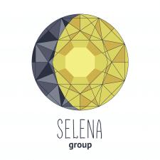 Лого для фирмы Селена Груп
