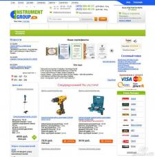 Интернет-магазин instrument-group.ru