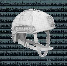 Моделирование шлема