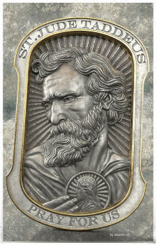 St.Jude Taddeus pendant