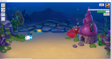 Моделирование объекта аквариум