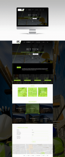 RES TECH - строительная фирма