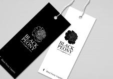 Бирки для Black Peony Lingery