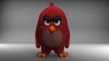 Персонаж созданный с помощью Zbrash