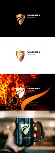 Логотип • FLAMEGUARD SYSTEMS OÜ