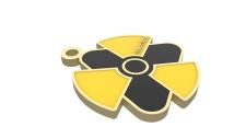 """Проектування 3Д моделі сувеніра """"Чорнобиль"""""""