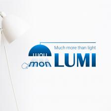 Логотип для виробника інтерактивних світильників